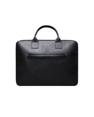 Sandqvist Leather Classic Seth Black