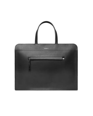 Sandqvist Leather Classic Stina New Black