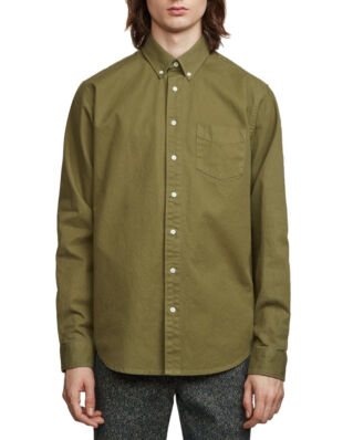 Schnaydermans Shirt BD Overdyed Army Green