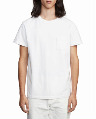 Schnaydermans T-Shirt Jersey White
