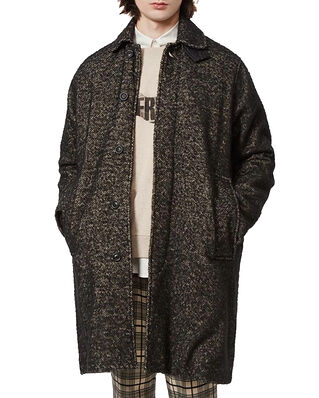 Schnaydermans Car Coat Wool Alpaca