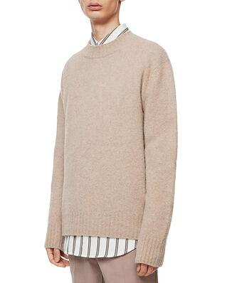 Schnaydermans Crewneck Seamless Wool Cashmere
