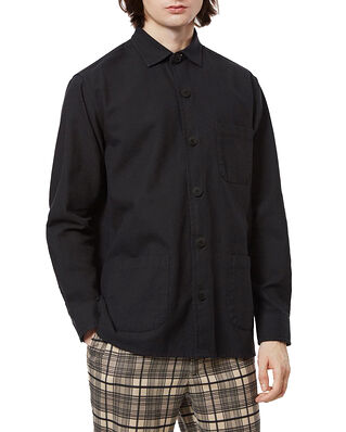 Schnaydermans Overshirt Cotton Wool Crepe