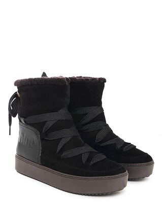 See By Chloé Charlee Ankle Boot 12230 Crosta Black