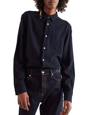Séfr Hampus Shirt Dark Navy