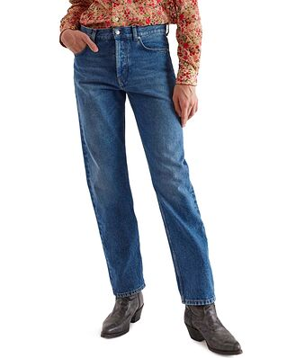 Séfr Straight Cut Jeans Worn Wash