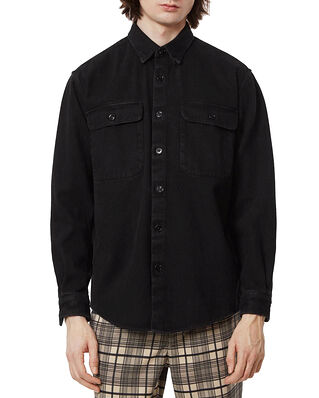 Schnaydermans Shirt Boxy Denim