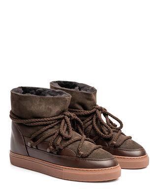 INUIKII Sneaker Classic Dark Brown