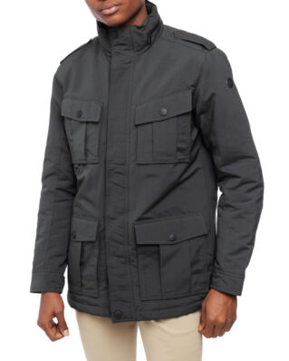Snoot Bollate jacket Deep Army Green