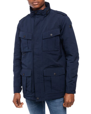 Snoot Bollate jacket Navy
