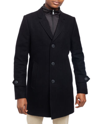 Snoot Vicenza Due Coat Black