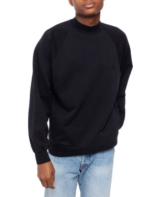 Stan Ray Roll Neck Sweat Black