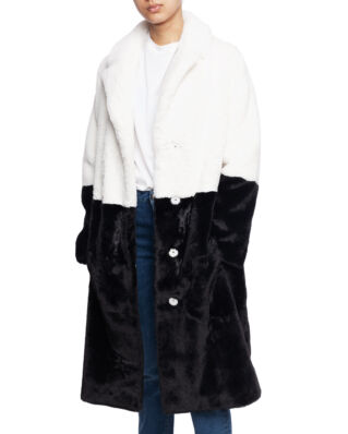 Stand Studio Maribel Coat White/Black