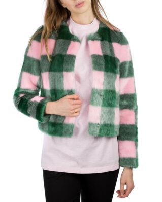 Stand Studio Sofia Jacket Emerald/L Pink