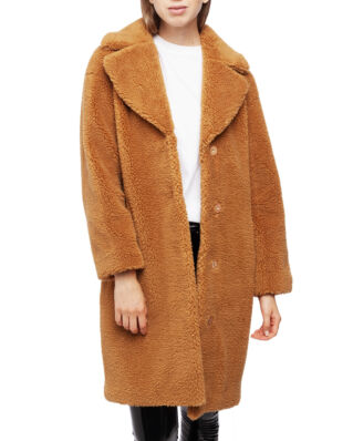 Stand Studio Camille Cocoon Coat Nougat