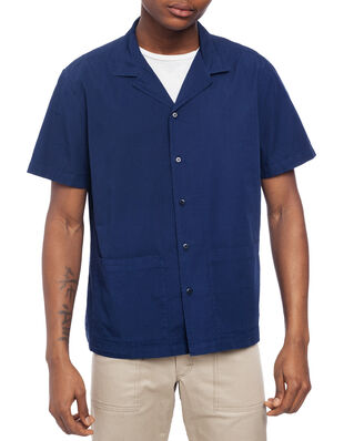 Stan Ray Bowling Shirt Navy
