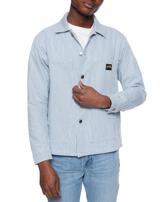 Stan Ray Box Jacket Bleached Hickory