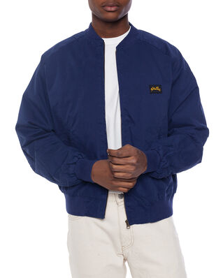 Stan Ray Flight Jacket Navy Taffeta