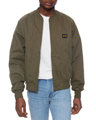 Stan Ray Flight Jacket Olive Taffeta