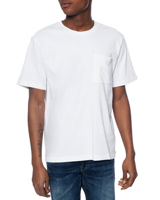 Stan Ray Patch Pocket T-shirt White