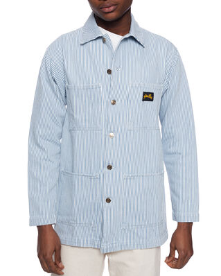 Stan Ray Shop Jacket Bleach Hickory