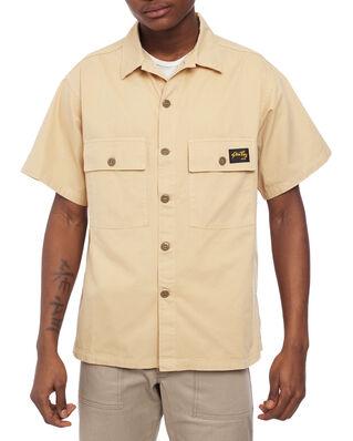 Stan Ray Short Sleeve Cpo Sand Taffeta