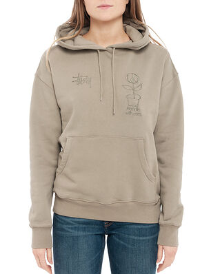 Stüssy Care Hood Grey
