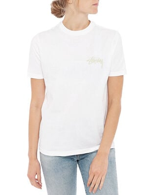 Stüssy Classic Stock Tee White