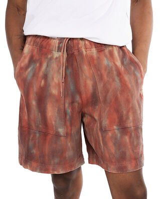 Stüssy Dyed Easy Short Rust