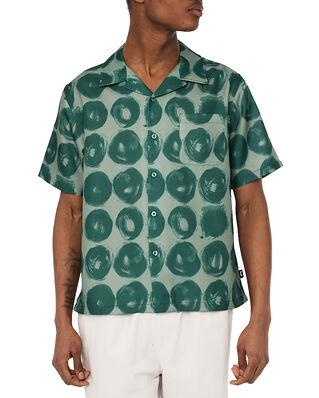 Stüssy Hand Drawn Dot Shirt Green