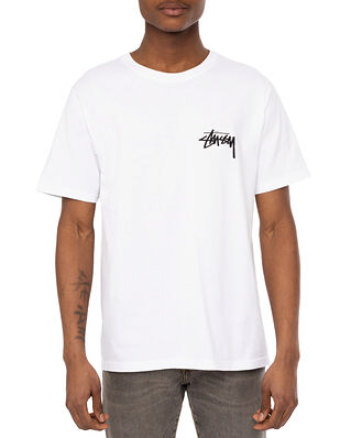 Stüssy Peace Sign Tee White