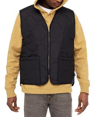 Stüssy Quilted Liner Vest Black
