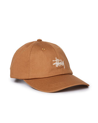 Stüssy Stock Low Pro Cap Khaki