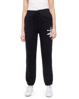 Stussy Basic Stussy P. Dyed Sweatpant Black
