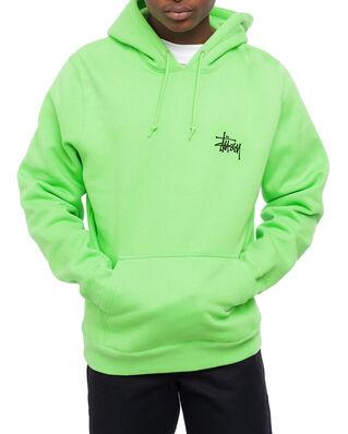 Stüssy Basic Stussy Hood Green