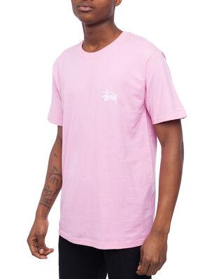 Stussy Basic Stussy Tee Pink