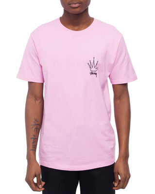 Stüssy Old Crown Tee Pink