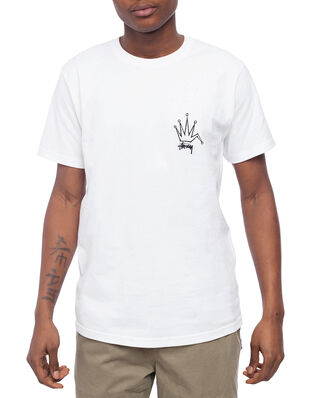 Stüssy Old Crown Tee White