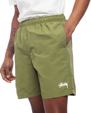 Stüssy Stock Water Short Green