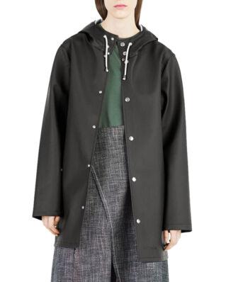 Stutterheim Stockholm raincoat black