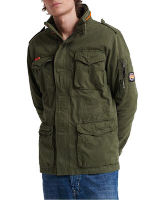 Superdry Classic Rookie 4 Pocket Jacket Deep Depths