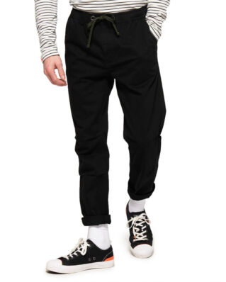 Superdry Core Utility Pant Black