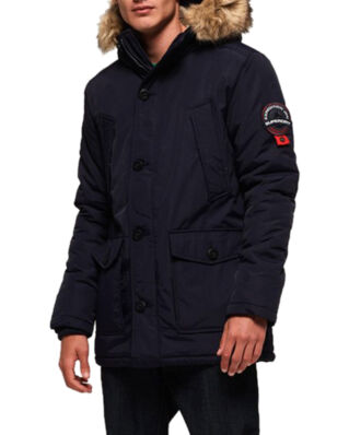 Superdry Everest Parka Nautical Navy