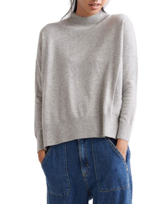 Superdry Jayden Luxe Jumper Grey Marl