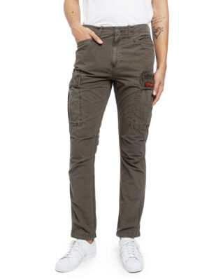 Superdry Parachute Cargo Pant Sage Ripstop