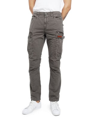 Superdry Parachute Cargo Pant Spinning Field Grey