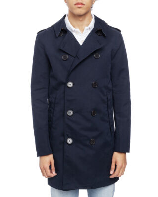 Superdry Summer Rouge Trench Navy