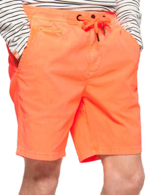 Superdry Sunscorched Short Fluro Coral