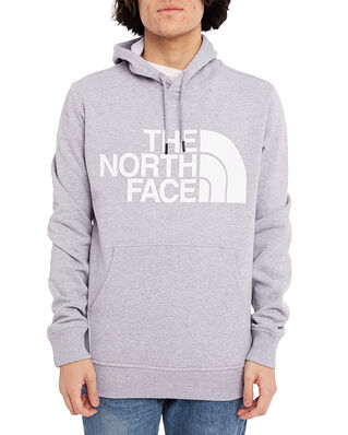 The North Face M Standard Hoodie Tnf Light Grey Heather