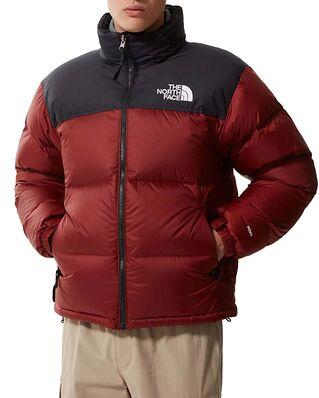 The North Face 1996 Retro Nuptse Jacket Brick Red